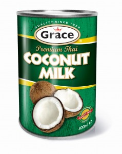 Grace Coconut Milk 400ml Premium