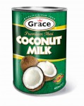 GRACE Premium Thai Coconut Milk - Mleko kokosowe 400ml