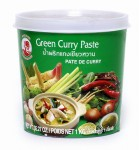 GREEN CURRY PASTE - Zielona pasta curry 400gms